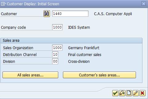Kundenstammdaten & Tabellen | dab: Daten - Analysen