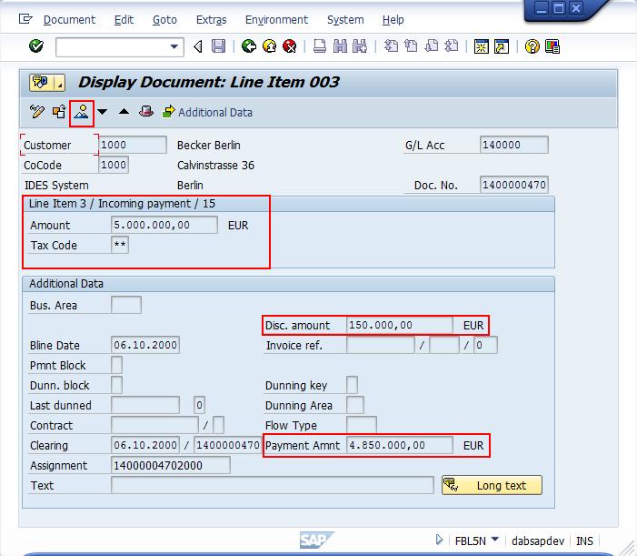 SAP® FI & Debitorenrechnung | dab: Daten - Analysen & Beratung GmbH
